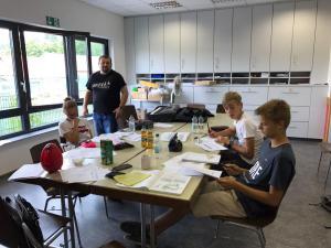 2017-08 | Jugend | D-Lehrgang