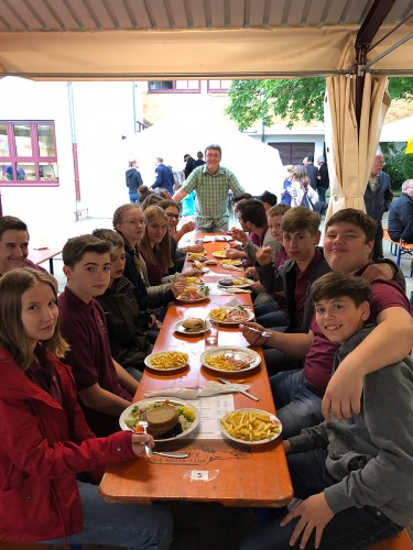 2018 - 05 - 10 | Jugend | Himmelfahrt / Vatertag