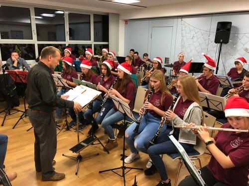 2018 - 12 - 15 | Jugend | Weihnachtsfeier 2018