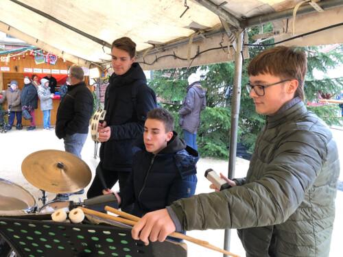 2019 - 12 | Jugend - Weihnachtsmarkt